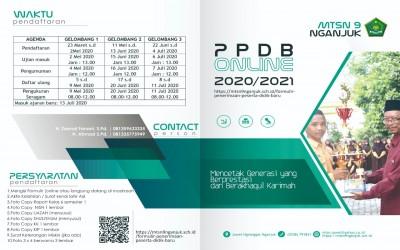 PENERIMAAN PESERTA DIDIK BARU TAHUN 2020